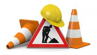 Info chantier - route de Satigny
